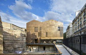Accessibilisation du musee de Cluny