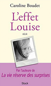 Livre l'effet Louise