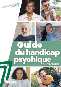 Page couverture du Guide handicap psychique