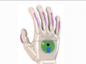 un gant qui traduit la langue des signes en temps réel