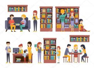 Bibliothèque accessible